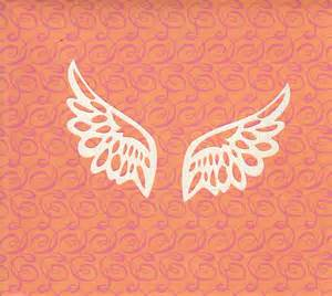 Angel Wings SVG File Free