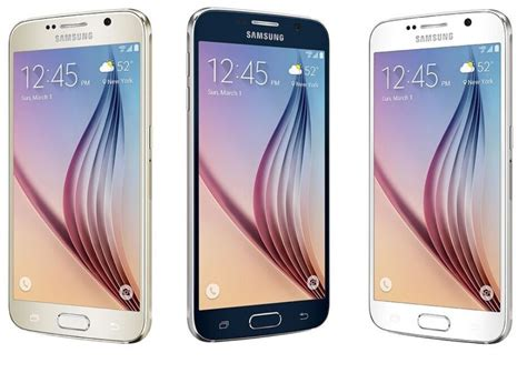 Samsung Galaxy S6 G920p 32gb Gsm Unlocked Smartphone At&t