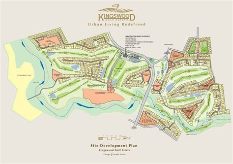 kingswood golf estate george developments  sale