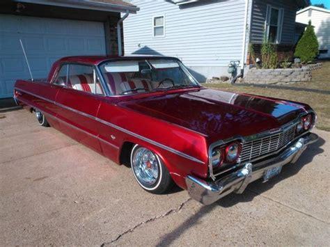 64' Chevy Impala Lowrider For Sale In Fenton, Missouri