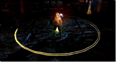 Dungeon Siege 3 Reinhart - dungeon siege iii 39 s mage pummels bandits with electric