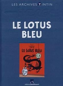 Le Lotus Bleu Levallois : tintin les archives atlas 2010 bd informations cotes ~ Gottalentnigeria.com Avis de Voitures