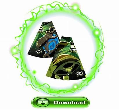 Ben Galactic Alien Ultimate Horseshoes