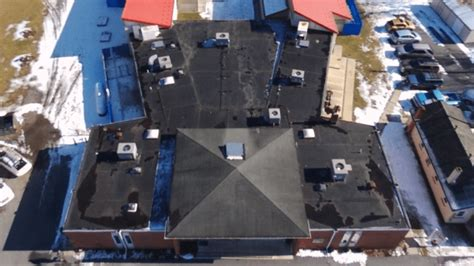 featured commercial roofing projects moser roofing solutions