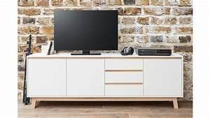 Sideboard Weiß 200 Cm : sideboard apart 3 anrichte kommode in wei und sonoma eiche 200 cm ~ Markanthonyermac.com Haus und Dekorationen
