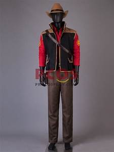 Team Fortress, Cosplay Costume, Red Sniper - Best ...