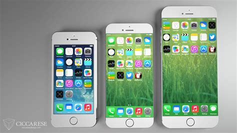 how much is a new iphone 6 how much bigger will the new iphone 6 screen be
