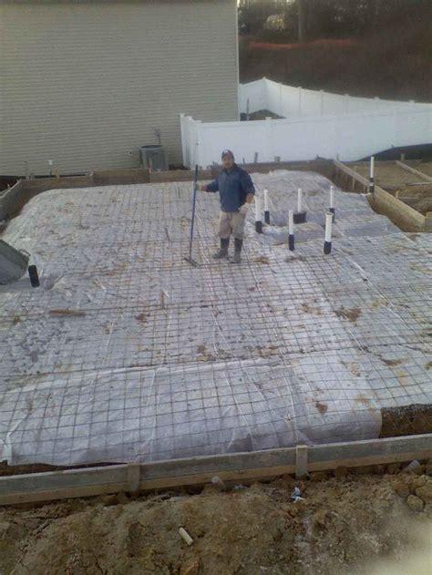 concrete slab raleigh nc we do concrete cheap