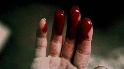 Hands Blood Horror Hand Finger Holding Movies