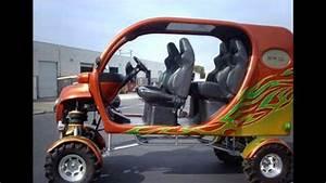 Gem E825 Golf Cart