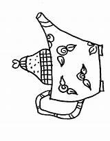 Coloring Teapot Tea Pot Colouring Popular Template Coloringhome sketch template