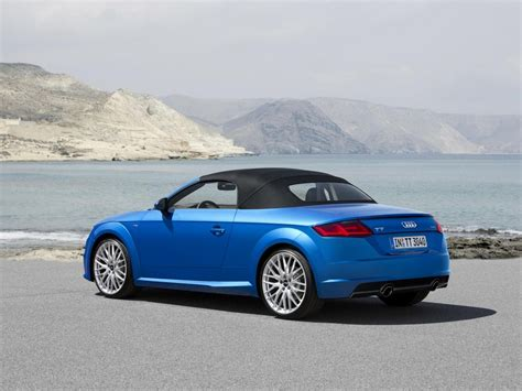 Audi Convertible by 2016 Audi Tt Coupe And Convertible Machinespider