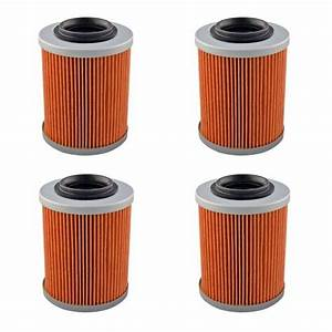 4 Oil Filter Filters For Can