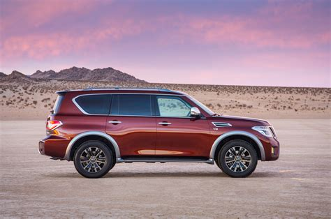 2019 Nissan Armada Review, Rumors, Release Date, Price