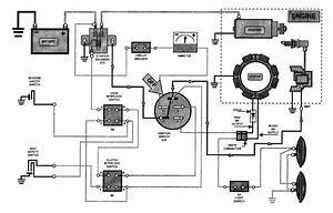 Wireing Diagram For Key Switch For Mtd Model 136q695h352