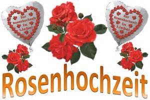 Geschenke Zur Rosenhochzeit : ballonsupermarkt hochzeit ~ Frokenaadalensverden.com Haus und Dekorationen