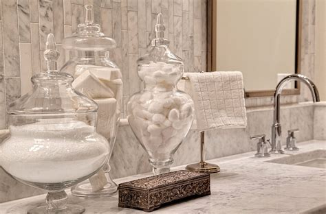 bathroom apothecary jar ideas apothecary chests jars and cabinets decorating ideas