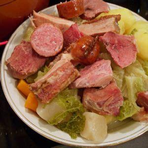 cuisine franc comtoise interfrance recette de la potée comtoise cuisine franc