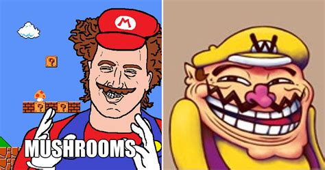 Super Mario Memes That Will Completely Ruin Your Childhood