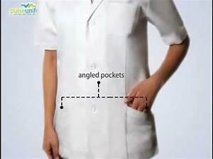 Short Sleeve Adar Lab Coat - 30 Inch Consultation Coat ...