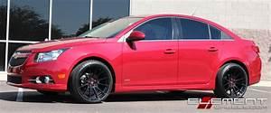 Red Chevy Cruze Black Rims | www.pixshark.com - Images ...