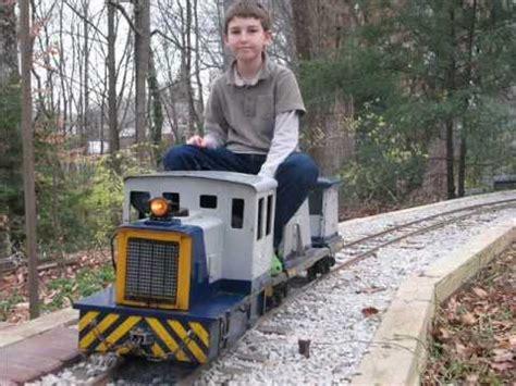 Ride On Backyard Trains by Live Steam Garden Railway Backyard Ge 25 Diesel Switcher
