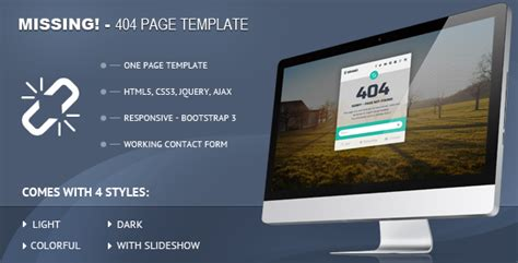 404 page template 25 awesome html responsive coming soon templates tutorial zone