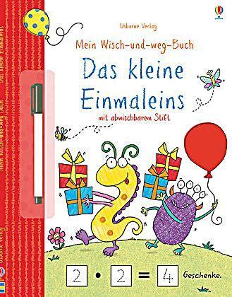 Mein WischundwegBuch, Das kleine Einmaleins Buch