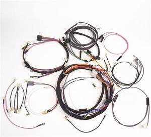 International 504 Gas Utility Complete Wire Harness