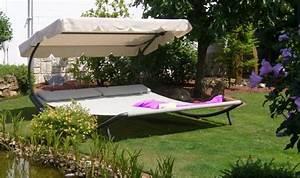 Bain De Soleil Deux Places : bain de soleil lit de piscine 1 ou 2 places confort haut ~ Dailycaller-alerts.com Idées de Décoration