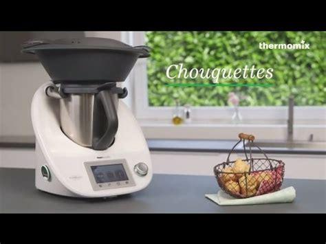 les chouquettes au thermomix tm5 recette issue des cours de cuisine