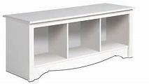new white prepac large cubbie bench 4820 storage usd $ 114 ...