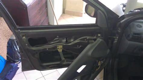 remplacement des serrures avants renault clio 2 motors dp