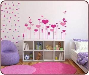 stickers muraux stickers enfants pour egayer vos chambres With affiche chambre bébé avec autocollant fleur