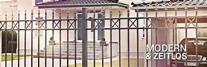 Zäune Aus Polen Mit Montage : z une aus polen in berlin metallz une und schmiedez une aus polnischer produktion ~ Buech-reservation.com Haus und Dekorationen