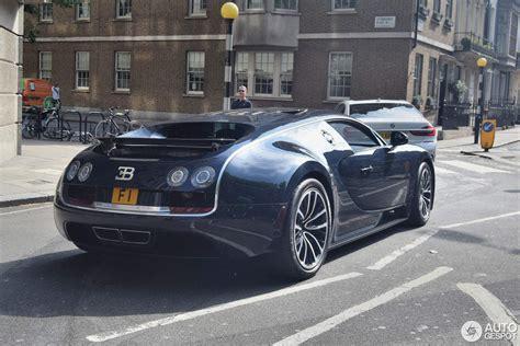 What do you get for $2.4 million? Bugatti Veyron 16.4 Super Sport - 27 mei 2018 - Autogespot