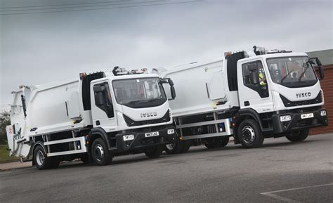 Iveco Delivers Waste Collection Trucks To Lancashire Hire