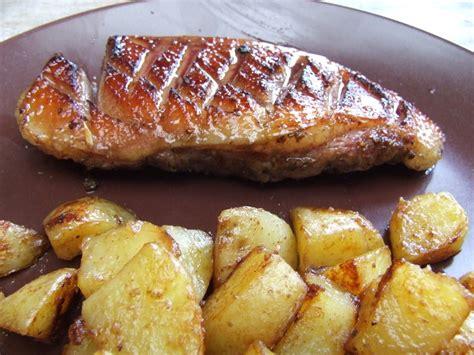 cuisiner le magret de canard au four magret de canard au miel et aux épices basse température