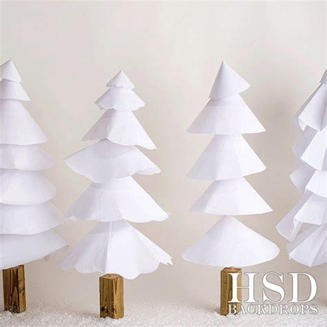 Background Winter Backdrop Ideas by Photography Backdrop White Paper Trees