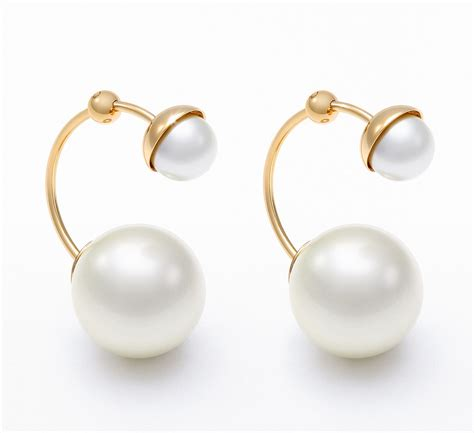 dior ultradior pearl jewelry reference guide spotted fashion