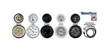 Teleflex® Oem-type Gauge Replacements And Tachometer