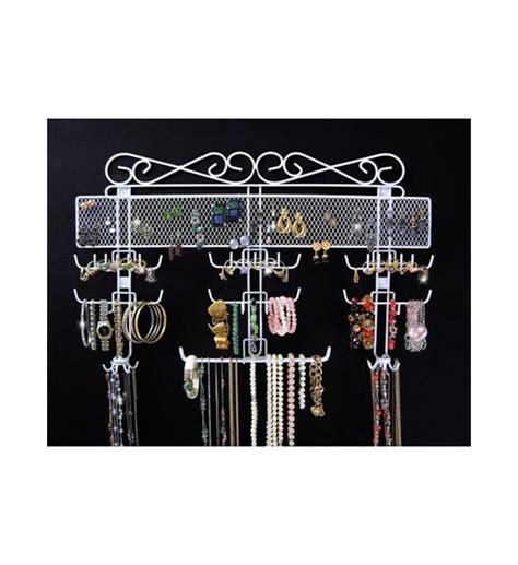 the door jewelry valet in hanging jewelry organizers