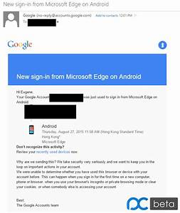 Is Microsoft testing its Edge browser on Android? [Update ...