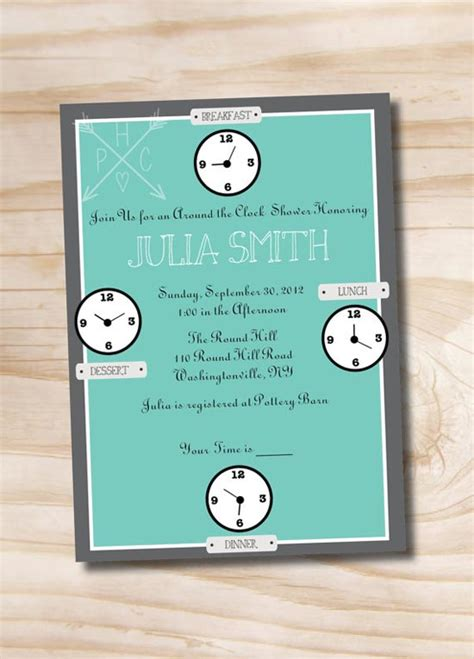 20 Lovely Bridal Shower Invitation Ideas Random Talks
