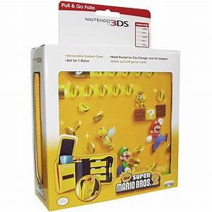 Super Mario Tasche : pdp super mario 2 3ds xl pull and go tasche 3ds xl bei ~ Kayakingforconservation.com Haus und Dekorationen