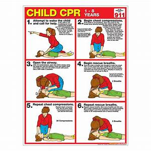 Pediatric Eye Chart Pictures Cpr Chart Child Laminated
