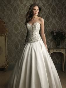 Wedding dresses with beaded bodice sang maestro for Beaded bodice wedding dress