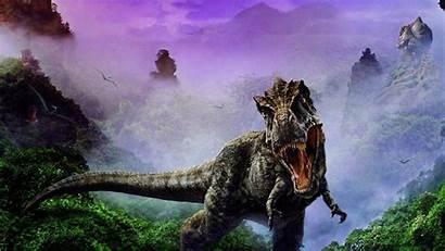 Dinosaur Cool Jaws Fangs Fog