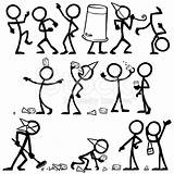 Stick Figure Drunk Figures Drawing Partying Vector Clip Illustration Illustrations Drawings Coloring Clipart Pages Easy Istockphoto Cartoons Cartoon Alcohol Having sketch template
