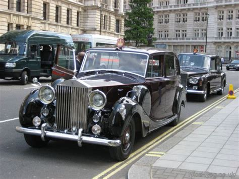 Royal Rolls Royce by State Cars H J Mulliner Bodied 1950 Rolls Royce Royal